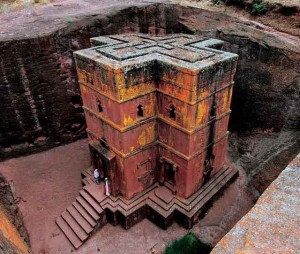 Rock-Hewn-Churches-Lalibela